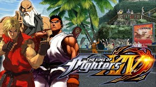 We talked about The King of Fighter characters joining Street Fighter V before, so why not try the opposite? Here's my list of the top 10 teams composed of Street Fighter characters that could be added to KOF XIV for a surprise guest appereance. What's your oppinion? What kind of cool teams can you come up with using the characters from Capcom's franchise?Leave a like if you enjoy this and perhaps join us on Facebook for more updates:www.facebook.com/cammyplayer