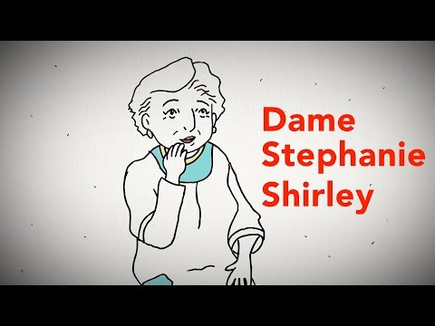 Dame Stephanie Shirley on Survival Code | Blank on Blank