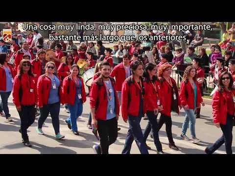 El Alcalde Carlos Cuadrado Prats encabezó el inicio del Mes de la Patria en Huechuraba con el tradicional desfile cívico comunal por Av. Recoleta, con la participación de cerca de 3.000 vecinos de Huechuraba.