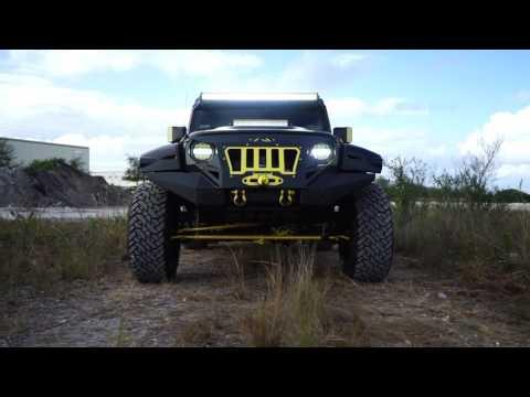 MC Customs | Jeep Wrangler • Fuel