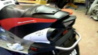 1. 2008 Yamaha Apex GT Anniversary Edition