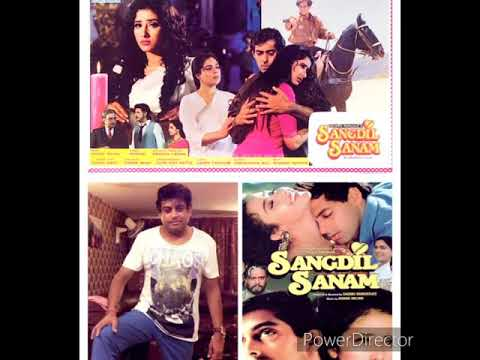 One Two Three - Audio Song Sung By Amit Kumar, Sangdil Sanam ( 1994 )