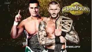 2013: WWE Night Of Champions Official Theme Song -