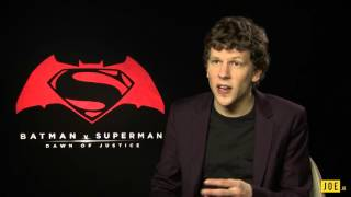 Nonton Jesse Eisenberg Talks Lex Luthor  Batman V Superman And Zombieland 2 Film Subtitle Indonesia Streaming Movie Download