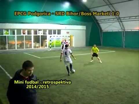 Retrospektiva, utakmice i golovi 2014/2015