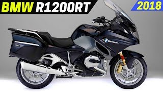 10. NEW 2018 BMW R1200RT - Updated The Optimized ABS Pro Mode