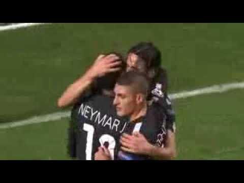 Celtic 0 x 5 PSG Melhores Momentos Champions League 12/09/2017