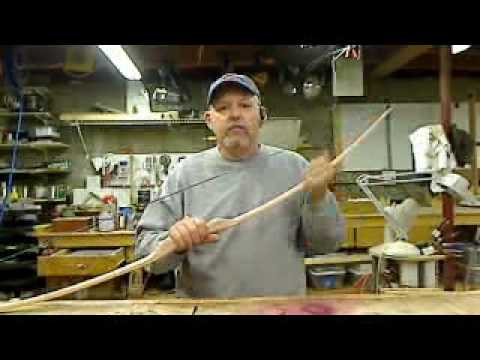 Building A Primitive Bow-3.flv