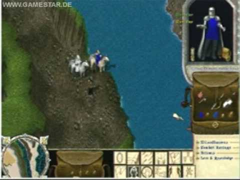 Ultima Online Gamestar Gameplay video