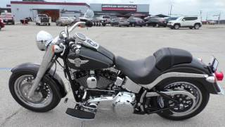 10. 020484 - 2016 Harley Davidson Softail Fat Boy   FLSTF - Used motorcycles for sale
