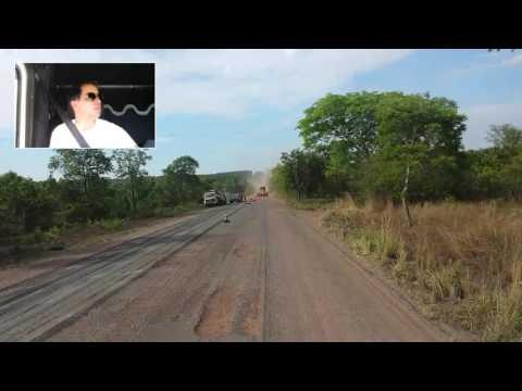 Obras na BR-153 - Região de Paraíso do Tocantins
