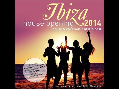 DJ Maretimo - Ibiza House Opening 2014 (Continuous Mix)