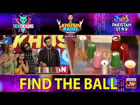 Find The Ball | Khush Raho Pakistan Season 5 | Tick Tockers Vs Pakistan Star | Faysal Quraishi