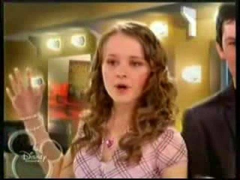 Samantha Dorrance My School Musical Clip 01