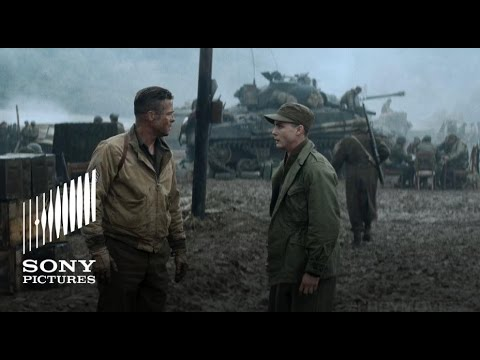 Theaters - Release Date: 17 October 2014 (United States) April, 1945. As the Allies make their final push in the European Theatre, a battle-hardened army sergeant named Wardaddy (Brad Pitt) commands a...