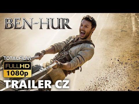 Nově zpracovaný dobrodružný velkofilm Ben-Hur
