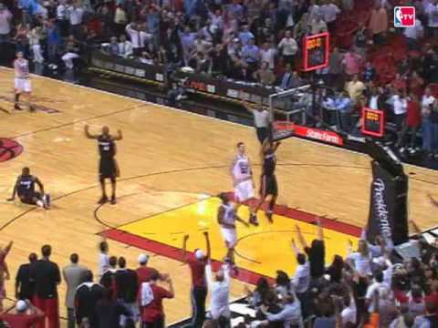 NBA%27s All-Time Best Buzzer Beaters