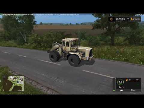 Kirovets K-702 WheelLoader v1.0