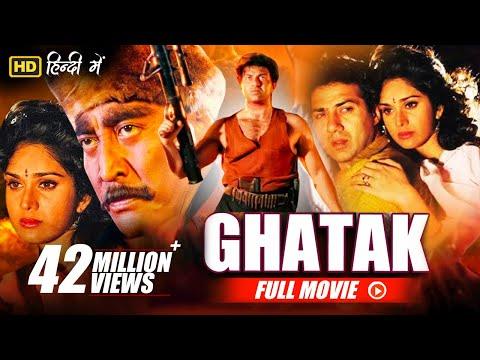 Ghatak - Full Movie | Sunny Deol, Meenakshi, Mamta Kulkarni | Bollywood Blockbuster Movie | FULL HD