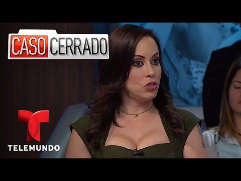 Caso Cerrado | Male Stripper Abusing Steroids!💪💉 | Telemundo English (видео)