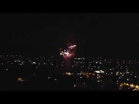Video captura accidente de Fuegos Artificiales en EE.UU.