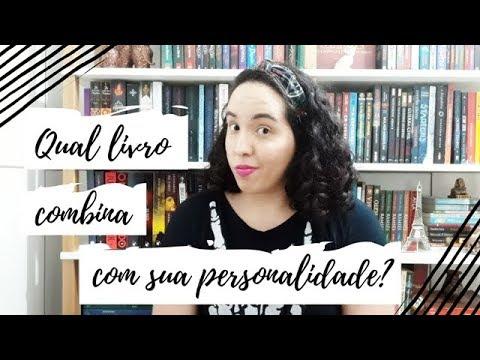 Qual livro combina perfeitamente com sua personalidade? | VEDA #14 | Um Livro e Só