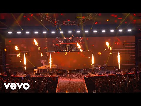 Kygo - Firestone ft. Conrad Sewell (Live from the iHeartRadio Music Festival 2018)