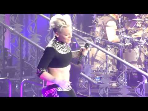 P!nk - Leave Me Alone (I'm Lonely) (Live) Dortmund/Germany
