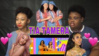 TIA TAMERA - DOJA CAT FT RICO NASTY 💋 | REACTION ‼️