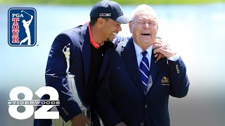 Tiger Woods wins 2013 Arnold Palmer Invitational | Chasing 82 by PGA TOUR