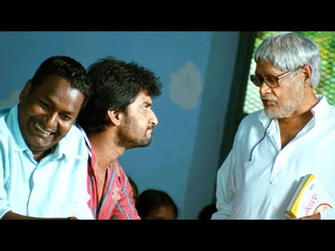 Ms Narayana & Nani Comedy Scene From Pilla Zamindar--10/15/2012 9:32:48 AM(IST)