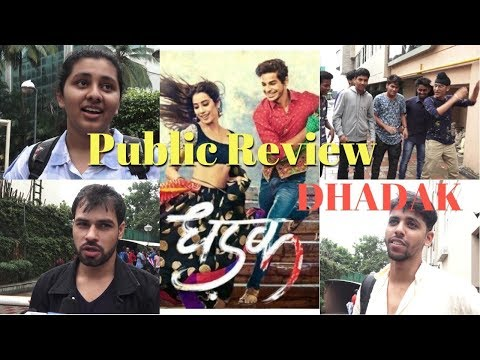 First Day | First Show | Public Review | Film | Dhadak