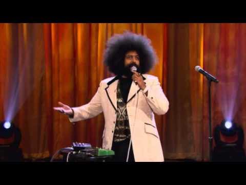 Reggie Watts at his best