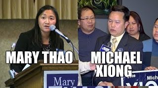 SUAB HMONG NEWS: Michael Xiong and Mary Thao won Election on April 5, 2016