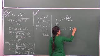Mathematics, Class:XII   Chapter: Vector Algebra   Topic: NCERT Exercise   Classroom lecture by Swati Mishra. Language : English mixed with Hindi.