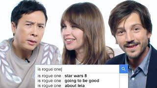 Video Rogue One Stars Answer the Web's Most Searched Questions | WIRED MP3, 3GP, MP4, WEBM, AVI, FLV Maret 2018