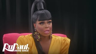 The Pit Stop Season 4 Episode 5: Mayhem Miller Spills the Tea | RuPaul's Drag Race All Stars 4