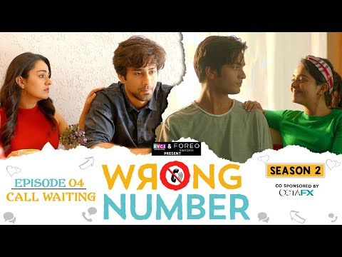 Wrong Number | S02E04 - Call Waiting | Apoorva, Ambrish, Badri, Anjali & Parikshit | RVCJ Originals