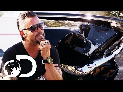 Brand New 67 Ford Mustang Gets Totaled | Fast N' Loud