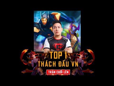 Trận Cuối Cám Xúc - Nakroth Trở Lại Thống Trị Top 1 Thách Đấu Việt Nam| Msuong Channel - Thời lượng: 20:58.