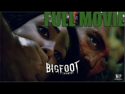 Horror Movie | Bigfoot Country | Full Movie |