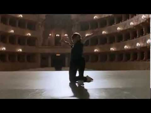 Mikhail Baryshnikov in 'White Nights', dancing 'Koni' Horses by Vysotsky KGB spy and killer