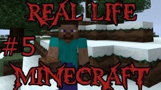 REAL LIFE MINECRAFT EP. 5 - Mining + More Fires!