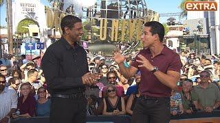 Denzel Washington Sets the Record Straight on James Bond Rumors