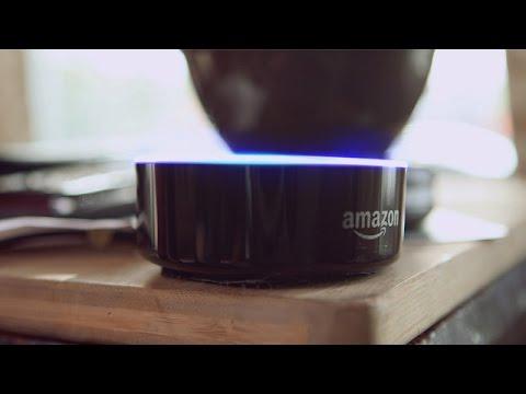 Alexa's Involvement with the CIA (видео)