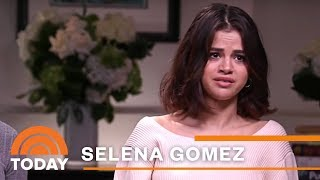 Video Selena Gomez Speaks Out About Kidney Transplant From Her Best Friend Francia Raisa | TODAY MP3, 3GP, MP4, WEBM, AVI, FLV September 2018