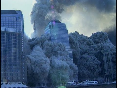 RARE - This unique material was shot from one of the boats that ended up evacuating about half a million people from Lower Manhattan on 9/11. Shot for RTL Extra. Al...