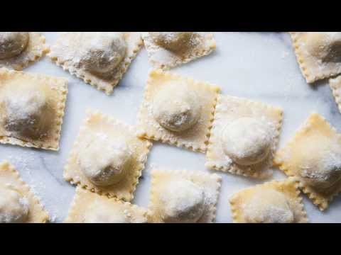 How to Make Homemade Ravioli Pasta