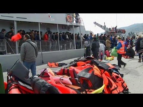 """Προσφυγικό: «Χρειαζόμαστε βοήθεια """"χθες""""», δηλώνει στο euronews ο Γ. Κυρίτσης"""