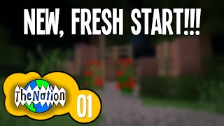 Nation SMP :: Fresh Start! :: S3E1